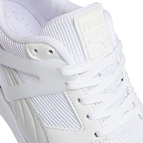 Puma Aril Unisex-Erwachsene Sneakers White