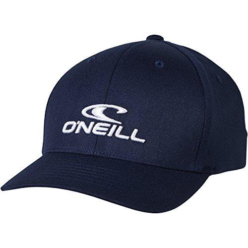 O'Neill Herren Bm Flexifit Corp Cap Streetwear Kappen, Ink Blue, S/M
