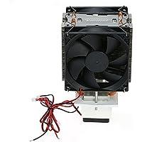 KKmoon 12V 6A Kit de semiconductores de refrigeración DIY Electronic Cooler Deshumidifier Cooling Module