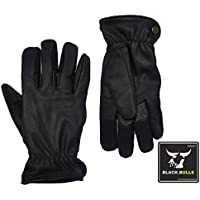 Halona Bogenhandschuh Winterglove Black.Bulls S-XXL Schießhandschuh Winter
