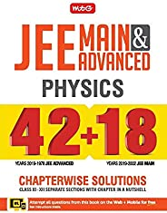 42 + 18 Years Chapterwise Solutions Physics for JEE (Adv + Main)