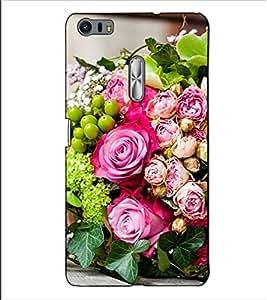 Fuson Designer Back Case Cover for Asus Zenfone 3 Ultra ZU680KL (6.8 Inch Phablet) (Bunch of flowers )
