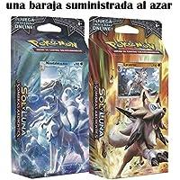 Pokémon - Baraja 60 cartas Sol y Luna Sombras Ardientes (POSMBS01), surtido: