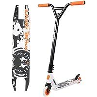 vokul® tg-6061Pro Trottinette adulte léger, en Stunt Kick Trottinette en aluminium avec roues en uréthane de haute qualité
