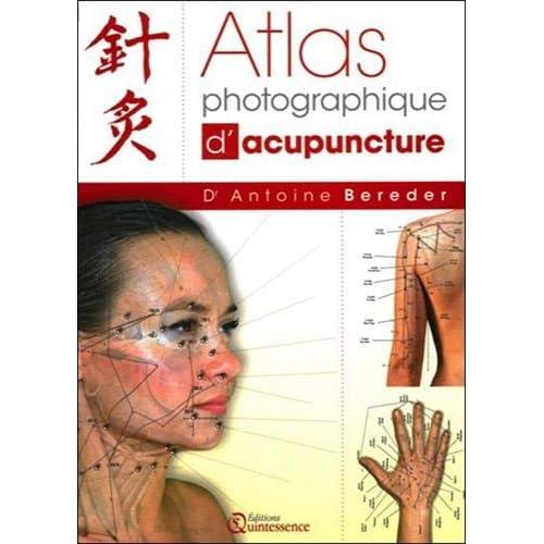 Atlas photographique d'acupuncture