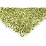Shaggy Shaggy alta pila 120x170 cm alfombra Alfombra Denny verde