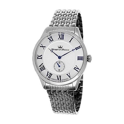 Reloj Yonger & Bresson hombre Silver–HMC 078/FM