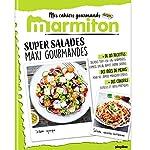 Marmiton Cahier gourmand Super Salades de Marmiton