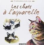 Les chats � l'aquarelle
