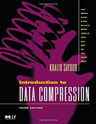 Introduction to Data Compression. (Morgan Kaufmann)