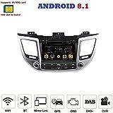 ANDROID 7.1 4G LTE GPS DVD USB SD WI-FI Bluetooth autoradio 2 DIN navigatore Hyundai Tucson / Hyundai IX35 2015, 2016, 2017