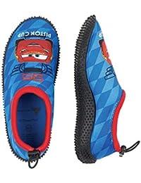 Disney Cars Garçon Chaussures en néoprène - bleu