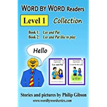 Word by Word Readers: Level 1 Collection: Book 1 + Book 2: Volume 1 (Word by Word Collections)