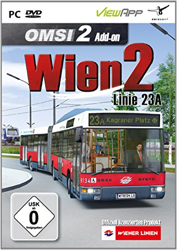 OMSI - Wien 2 Linie 23A (Add-On)