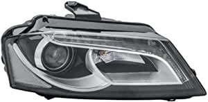 Hella 1el 009 648 401 Right Headlight Auto