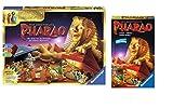'Ravensburger Juegos Set: 26656–La zerstreute Faraón + 23426–'La zerstreute Faraón mitb Anillo parte