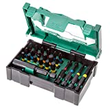 Hitachi 400.300.21 Stackable Accessory Bit Set (23-Piece)