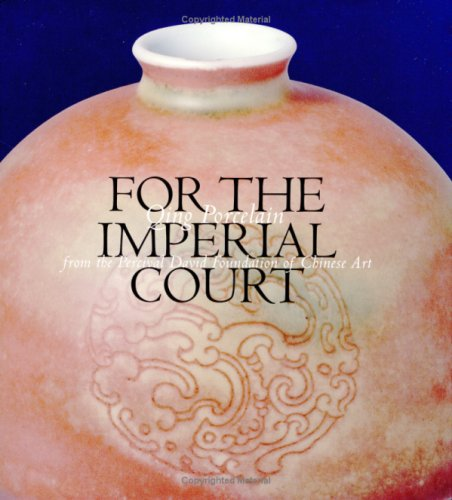 Qing Porcelain from the Imperial Court: From the Percival David Foundation of Chinese Art (Trav Bugs) por Rosemary Scott