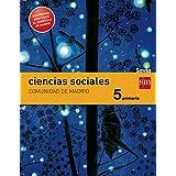 Ciencias sociales. 5 Primaria. Savia. Madrid [LOMCE]