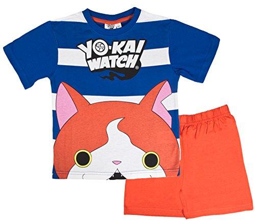 YO-Kai Watch Boys Short Pyjamas Pjs