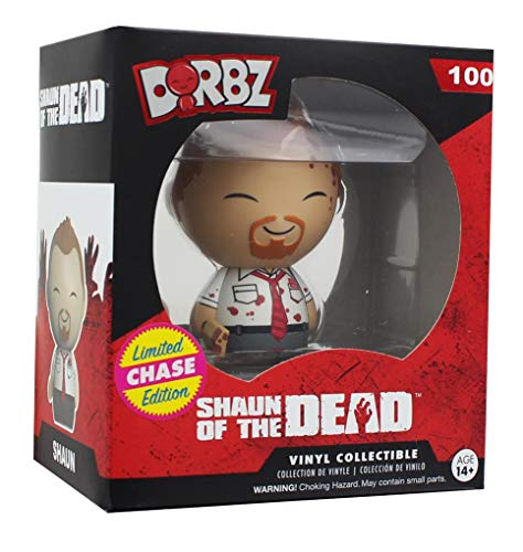 Shaun of the Dead 3' Dorbz Vinyl Figure: Shaun (Bloody...