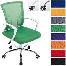 Amazon.it: sedia da scrivania con rotelle