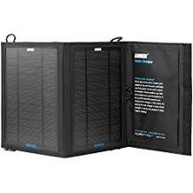 Anker® 8W Single-Port Portable Foldable Outdoor Solar Charger with PowerIQ™ Technology