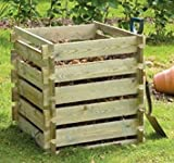 Wooden Composter: Small 373 Litres by LacewingTM