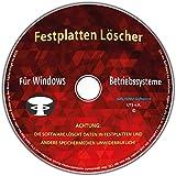 Festplatten L�scher & Formatiere, Datenvernichter, Sichere Datenl�schung Bild