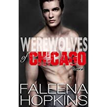 Werewolves of Chicago: Howard: (Wolf Shifter Romance) (English Edition)