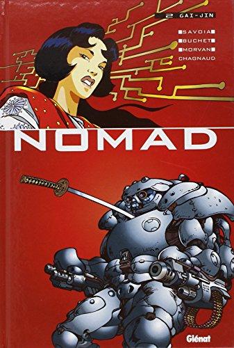 Nomad Vol.2 par Jean David Morvan