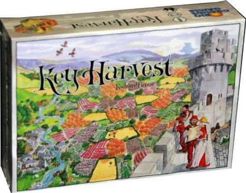 Preisvergleich Produktbild ABACUSSPIELE 40011 - Key Harvest, deutsche Ausgabe