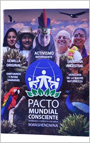 Descargar Libro Pacto Mundial Consciente de Ulrich Harlan  (B.A. Paramadvaiti Swami).