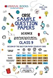 Oswaal CBSE Sample Question Paper Class 9 Science (For March 2019 Exam)