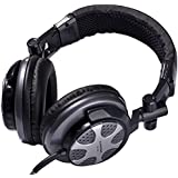Cosonic CD-891 Noise Cancelling Gaming Headset Mic Stereo Bass Earphone, Black