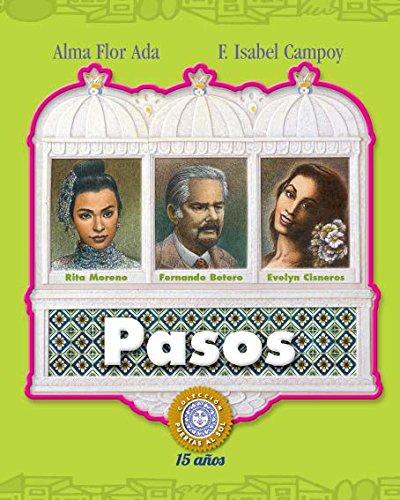 Pasos (Puertas al Sol / Gateways to the Sun) por Alma Flor ADA