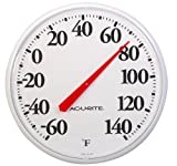AcuRite 01360 12.5-Inch Basic Thermometer by AcuRite