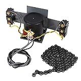 Auto-Motor Inkubator-Drehen-Auto-Maschine schattierungsmechanismus Inkubator für Ei Ei 220V 100cm mit Fuß-Motor