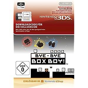 Bye-Bye Boxboy! [3DS Download Code]