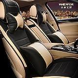 #9: FRONTLINE 3D Car Seat Cover For Hyundai Creta