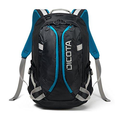 "Dicota D31223 Rucksack ""ACTIVE XL"" 38,1-43,94 cm (15-17,3 Zoll) schwarz/blau"