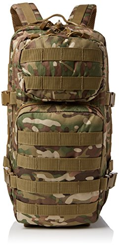 Army Patrol Day Pack Rucksack Tactical Assault 36L Backpack MOLLE Multicam Camo -