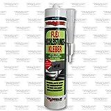 Kim Tec Flex High-Performance Adhesive 290ml White HK 40High-Quality Single Component MS Polymer-Based