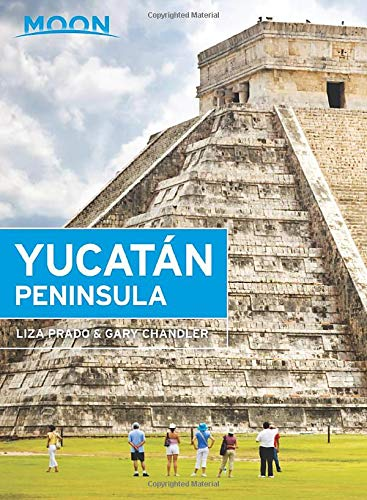Moon Yucatán Peninsula (Travel Guide)