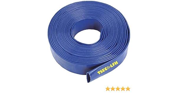 Thorne Bleu Blf25/Pompe de d/écharge Tuyau deau dirrigation/ de diam/ètre x 20/metres de long /76/mm 7,6/cm
