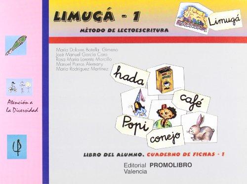Limuga 1 - Libro Alumno Cuaderno De Fichas 1 (Atencion A La Diversidad)
