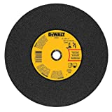 DeWALT Dwa8011Gen. Purpose Chop Saw Wheel, 35,6cm X 7/162,6cm X 2,5cm