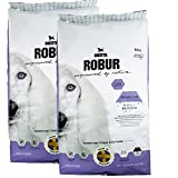 2 x 12,5 kg Bozita Robur Sensitive Single Protein Lamb Hundefutter weizenfrei