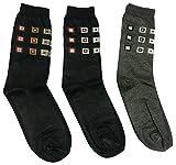 Graceway Unisex Woolen Socks - Set Of 3 ...