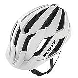 Scott Fahrradhelm Arx MTB, White Matt, 51-55 cm, 2384890196006